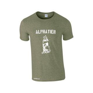 """""""Alphatier"""" Fun T-Shirt"""