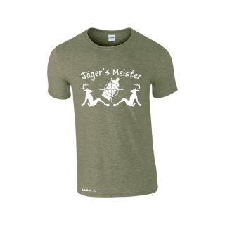 """""""Jägers Meister"""" Fun T-Shirt"""