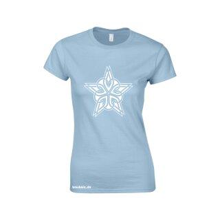 """Tribalstar"" Softstyle Ladies T- Shirt"