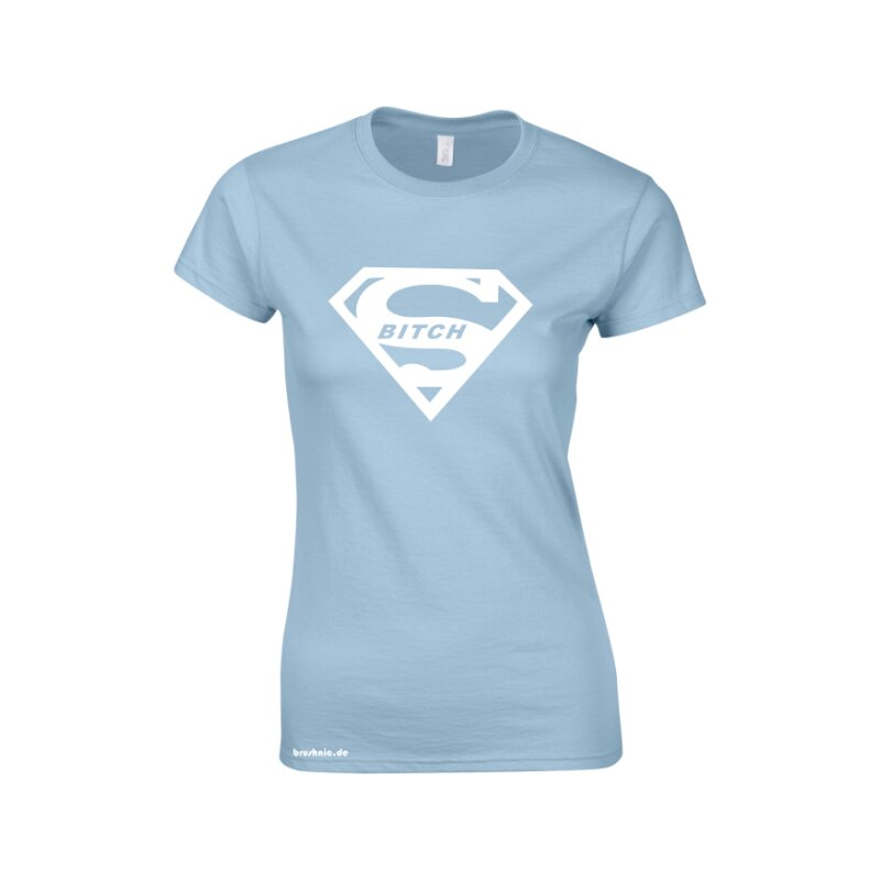 Super Bitch Women Fun Shirt