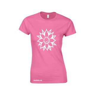 """""""Flower"""" Softstyle Ladies T- Shirt"""