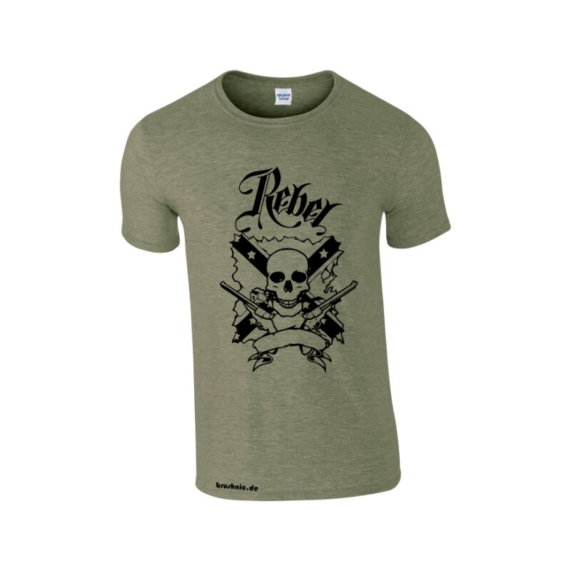 Rebel No.3 - T-Shirt