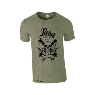 Rebel No.3 - T-Shirt