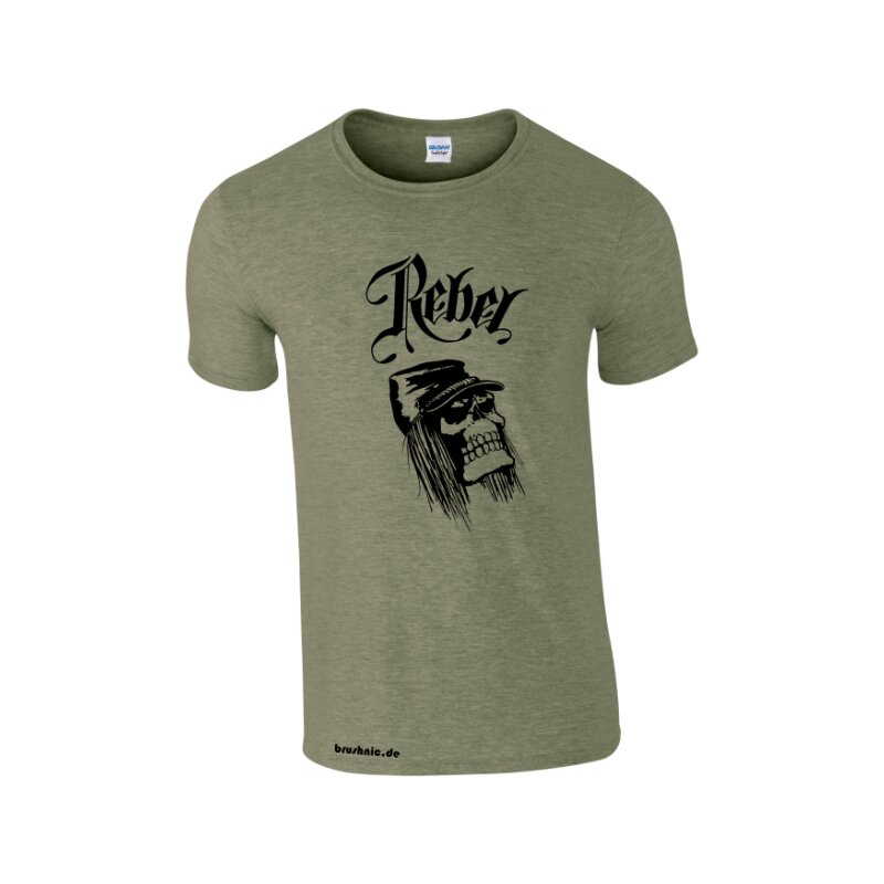 Rebel No.5 - T-Shirt