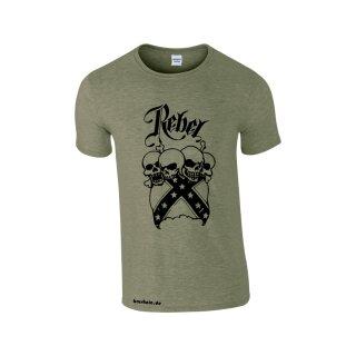 Rebel No.6 - T-Shirt