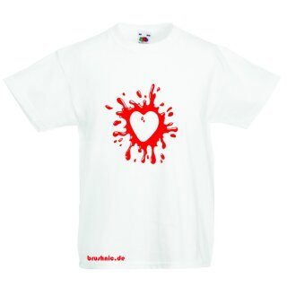 Kids T-Shirt mit Heart No.1