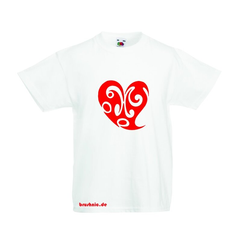 Kids T-Shirt mit Heart No.2