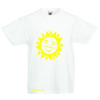 Kids T-Shirt Sun No.1