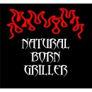 Kochschürze / Grillschürze Natural Born Griller
