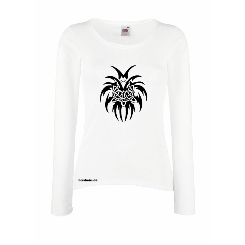 Tribal Beast Long sleeve Design Shirt