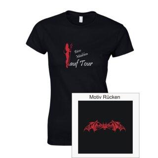 """""""Böses Mädchen auf Tour""""  Women Fun Shirt"""