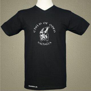Child of Odin Valhalla Wikinger T-Shirt fur Walhalla Fans